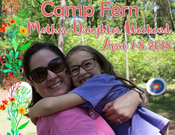 Join us for the Second Annual Mother Daughter Weekend!