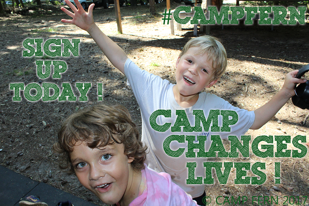 Texas Summer Camp Changes Lives